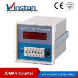 Jdm9-6 Digital Zeit-Digital-Kostenzähler mit Cer