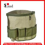 Bolsa multifuncional para ferramentas de cintura para uso interno e externo