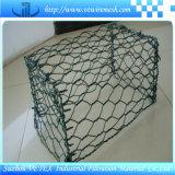 La rete metallica diResistenza di Gabion protegge il ponticello