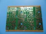 緑のSoldermaskのサーキット・ボードOPSの終わり単一の味方されたPCB