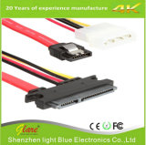 SATA 고압선 접합기에 4 Pin Molex