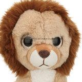 최신 판매에 의하여 채워지는 큰 눈 동물 귀여운 큰 눈 사자