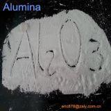 Alúmina calcinado de la pureza elevada del surtidor 99.5% de China para los tubos de vacío eléctricos