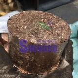 A velocidade horizontal de briquetes de latão Máquina para reciclagem