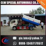 Hydraulischer Arm-Behälter-Abfall-LKW