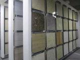 De grijze Marmeren Tegel van de Steen van het porselein van het Exemplaar van 3D Tegel van de Vloer van Inkjet
