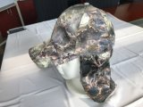 Sombrero al aire libre del casquillo de Camo de la impresión con la solapa/la gorra de béisbol