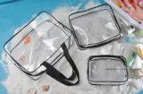 化粧品は透過袋の携帯用パッケージの女性袋洗浄袋新式の旅行袋の方法袋Yf-Lbz1710を袋に入れる