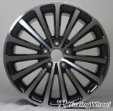 18 X 8.0 J Aftermarket Japan Racing Wheels Rims