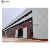L'exportation de matériaux de construction préfabriqués hangar de métal Structure en acier pour l'entrepôt&Atelier&Étable&hangar de poulet