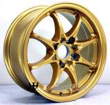 15インチOEM及びODMサービスのアルミニウム車の合金の車輪: