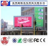 P8 vendedor caliente LED electrónico al aire libre que hace publicidad de la alta definición de la pantalla
