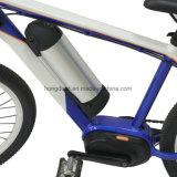 Bike горы средней рамки батареи бутылки мотора алюминиевой электрический