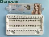 Кронштейн Анжелы Roth высокого качества Denrum аттестованный ISO/Ce/FDA ортодонтический