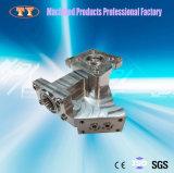Kundenbezogenheits-hohe Präzisions-Metalteile, Metalteile für CNC-maschinell bearbeitende Aluminiumschelle
