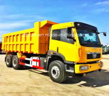 Caminhão de descarga usado de 380HP FAW do caminhão de Tipper de FAW