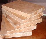 Contraplacado em bloco de madeira de classificação comercial 16mm