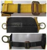 Cablaggio pieno registrabile della cinghia di sicurezza del corpo di formato libero per funzionare