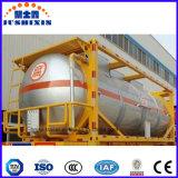20ft 40FT ISO en acier au carbone/GPL de stockage de GNL Conteneur de réservoir de gaz