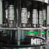 L'eau minérale en bouteille Optimizational petite ligne de production de remplissage