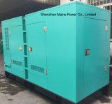 220kVA резервное Чумминс Енгине с сенью тепловозного генератора Stamford молчком
