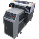 Verniz de impressão mais vendidos e tinta branca A2 tampo de mesa UV4880Wer-Eh impressora UV