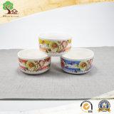2017 Nieuw - de geboren Kom van de Soep van China met de Ceramische Kom van de Kom van de Salade van het Handvat