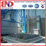 Fornace a gas della Bell per il trattamento termico