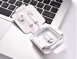 Оптовая торговля молнии Earpods наушников для iPhone 7/7 плюс