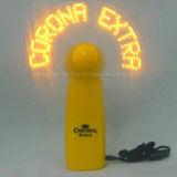 Mini-NFC Programmble LED Meldung-Ventilatoren mit CD und USB-Zeile (3509)