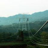 башня ангела передачи электричества 750kv 800kv стальная