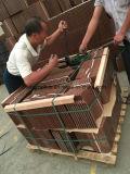 Mattonelle di tetto dell'argilla del materiale da costruzione 260*260mm