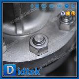 Válvula de puerta segura de cuña del acero inoxidable CF3m del fuego de Didtek API 6fa