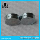 Металлокерамические N33 N52 диск магнитного NdFeB магнит с цинковым покрытием для двигателей
