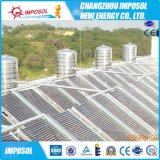 Heizungs-Sonnenkollektor des Fußboden-450L für koreanischen Markt