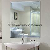 1.5Mm-6.0mm Miroir sur le verre flotté, miroir de la feuille de verre flotté en aluminium