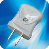 Kabel 2pin van PSE AC 125V het Te stoppen Koord van de Macht