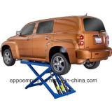 Супер тонкие подвижные Средний-Поднимают Scissor подъем автомобиля