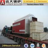 Боилер пара Dzh4-1.25-T 4ton/Hr ый углем для индустрии пластмасс/фабрики