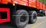 Dongfeng 6*4 8 tonnes pliant le camion de grue de bras a monté avec la grue de XCMG