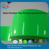 1mm 간격 녹색 불투명한 Conveniet 플라스틱 PVC 커튼 문 지구