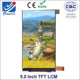 5.0 '' индикация панели TFT LCD Mipi для черни