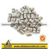 De vacuüm Gesoldeerde Hulpmiddelen van de Zaag van de Draad van de Diamant