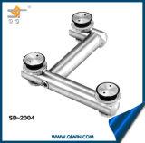 Edelstahl 304 einfacher Sideligh Verbinder für Schiebetür