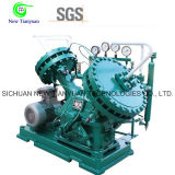 compresor de alta presión del diafragma de la generación del oxígeno 16MPa
