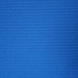 Sportd裁判所の屋内テニスのための普及した4.5mm身につけられる青PVCビニールの床