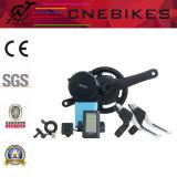 Kit de Motor de acionamento intermediária Cnebikes 48V 750W à prova de bicicletas eléctricas com motor C965 Visor LCD