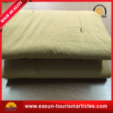 Hot-Selling Cotton Stitching Yellow Quilt para Airline