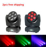 Luz de la viga de Nj-7 LED 7*12W
