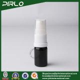черные светозащитные стеклянные бутылки брызга 5ml с белым точным спрейером насоса